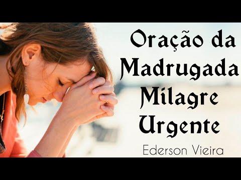 Oração da Madrugada Milagre Urgente