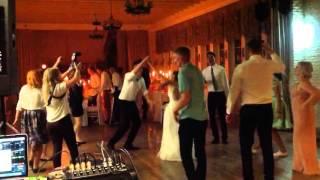 архитектурная подсветка на свадьбу
