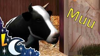 Canciones de la Granja La Vaca Lola Canciones infantiles Lunacreciente