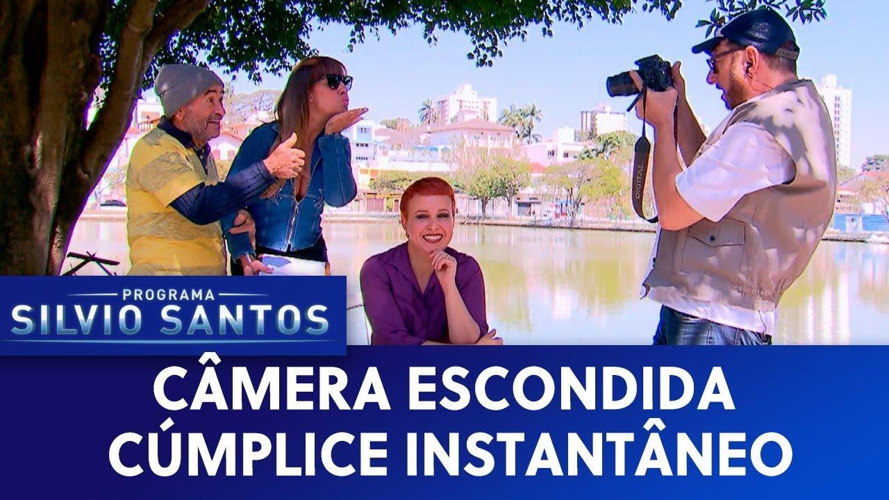 Cúmplice Instantâneo - Instant Picture Prank | Câmeras Escondidas (20/10/19)