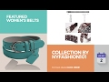 Collection By Nyfashion101 Featured Women's Belts