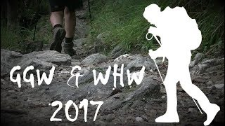 The Great Glen Way + The West Highland Way (southbound) | August 2017