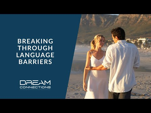 dating through a language barrier