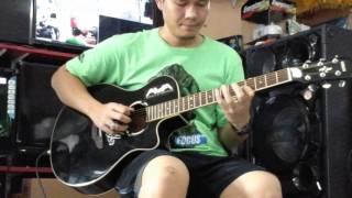 Misfit-jake wilson (regent guitar cover)  pemula
