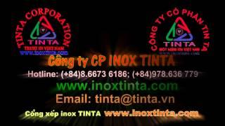 Cổng xếp inox tinta, cổng xếp inox 304, INOX TINTA, cổng xếp inox, cổng xếp,