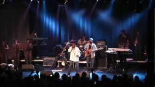 Beres Hammond - What One Dance Can Do @ Swedish Reggae Splash 2012, Stockholm