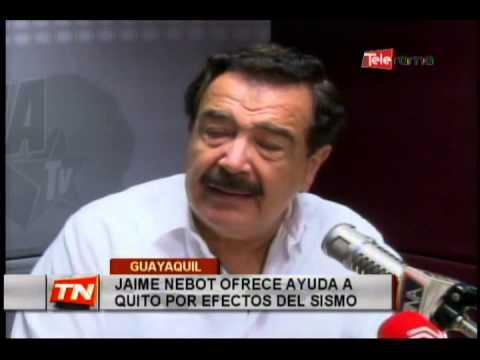 Conversatorio Alcalde Jaime Nebot
