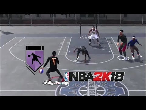 low priced 67067 81d2c THE ANKLETAKER RETURNS NBA2K18 RARE ANKLE BREAKERS😱