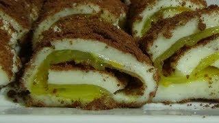 "Турецкий десерт ""паша лукум"".Рецепт султан сарма."