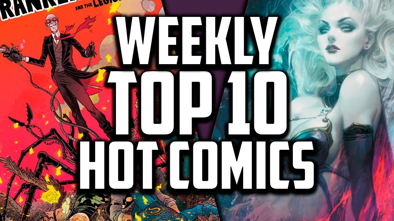 best comic books to buy in 2018