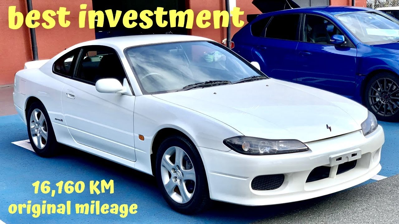 Download HOW MUCH WOULD YOU PAY FOR THIS SILVIA S15 SPEC R?