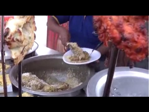 Food Festivals Of India | Biryani & Kebab Festival - KolKata, West Bengal (Bangla), India