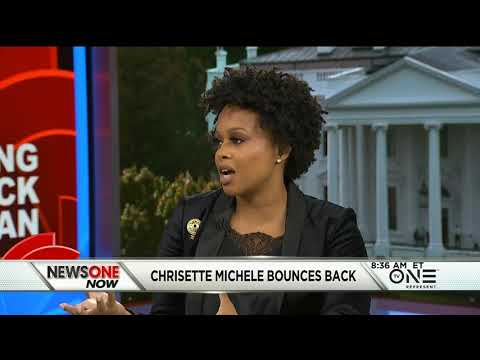 Roland Martin Grills Chrisette Michele About Performing for Donald Trump Pt.2