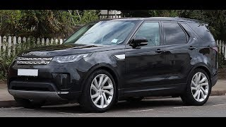 Evolution of Land Rover Discovery (1989-present)