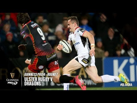 Guinness PRO14 Round 7 Highlights: Ulster v Dragons