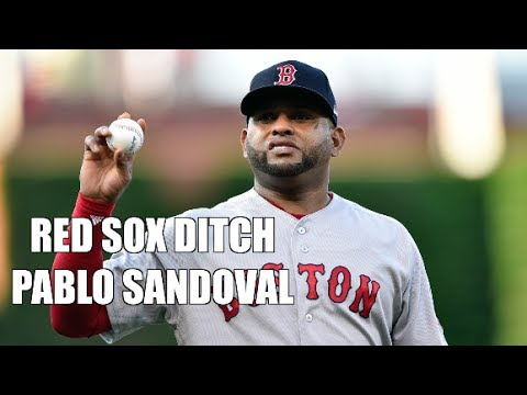 Red Sox Now: Red Sox Ditch Pablo Sandoval