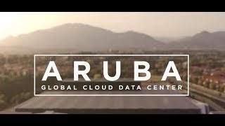 Aruba Global Cloud Data Center - Home of your data, heart of your business