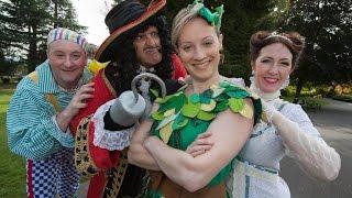 Peter Pan Panto coming soon to Malvern Theatres!