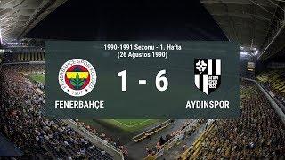 3 Büyükler'in En Farklı Kaybettiği Süper Lig Maçları