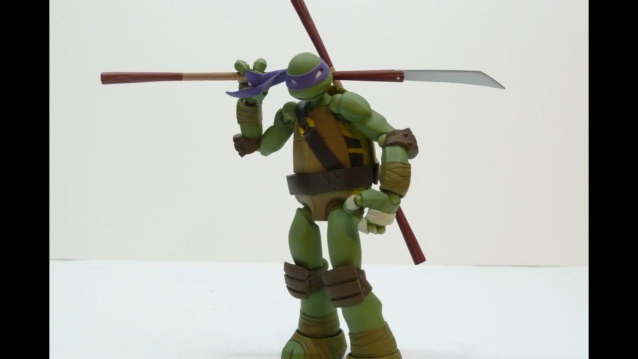 Rob A Reviews Revoltech Teenage Mutant Ninja Turtles ...