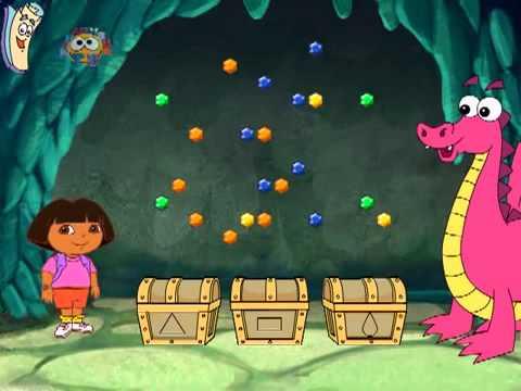 Мультфильм Даша и Башмачок 💫 Космическое приключение! 2016 Cartoon Dora and Boots  Space adventure!