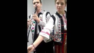 Sebi si Alexandra Liceul Moldova Tg Frumos