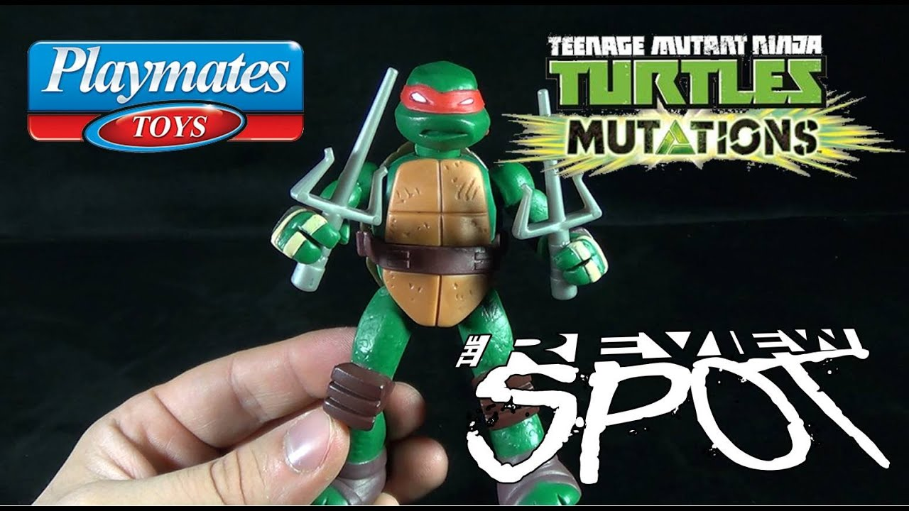 2015 *** Mix /& Match Raph Raffaello COMPLETA *** Teenage Mutant Ninja Turtles TMNT