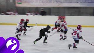 Хоккеисты из Надыма победили в региональном первенстве «Золотая шайба»