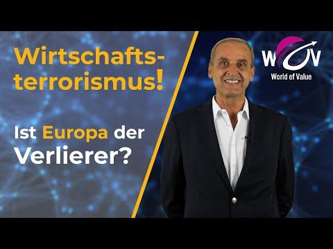 Wirtschaftsterrorismus! Europa zwischen den Fronten - als Verlierer? | Florian Homm