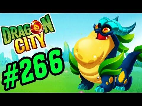 Dragon City Game Mobile - Toad Dragon Review Rồng Ếch Cực Đễ Thương - Game Nông Trại Rồng #266