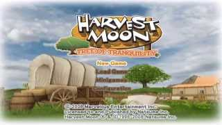 Harvest Moon: Tree of Tranquility - Part 1