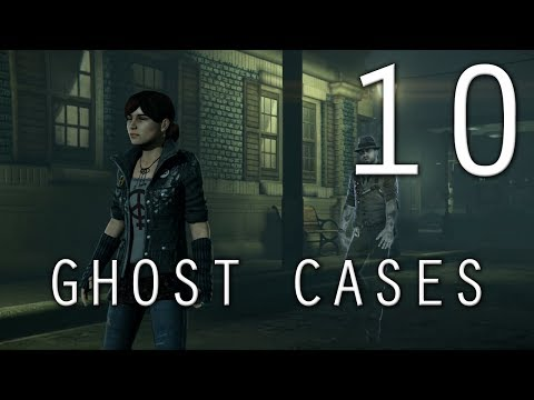 [10] Ghost Cases (Let's Play Murdered: Soul Suspect PS4 w/ GaLm)