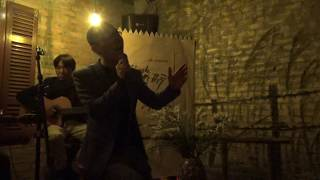 LỜI THIÊN THU GỌI - Đình Khoa hát trong đêm rét đậm đầu đông 2017 tại 90's cafe