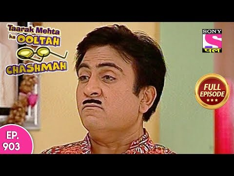 Taarak Mehta Ka Ooltah Chashmah - Full Episode 903 - 15th January, 2018