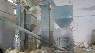 Feed manufacturing Unit for Poultry