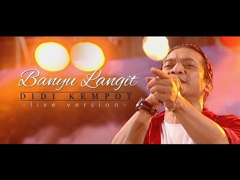 BANYU LANGIT -  LIVE Didi Kempot