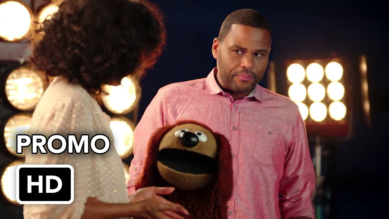 "The Muppets (ABC) ""Rowlf and Black-ish Cast"" Promo HD"