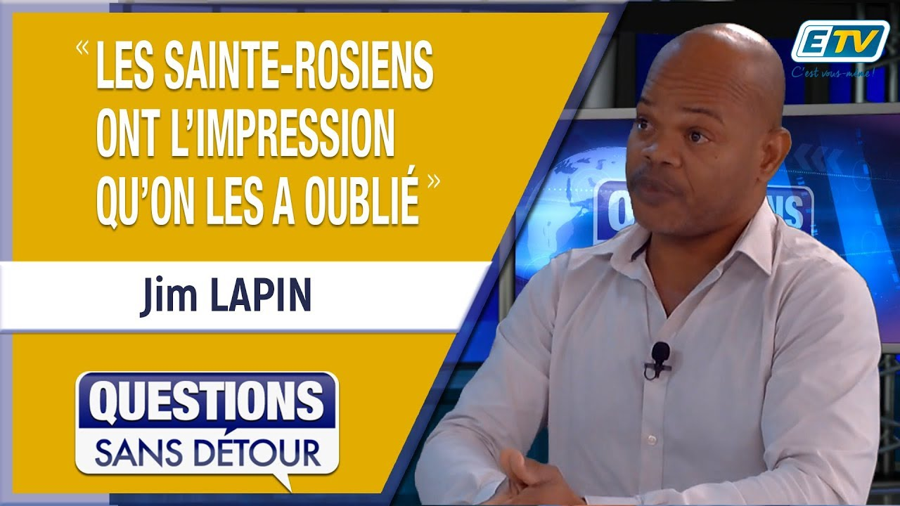 Questions Sans Détour avec Jim LAPIN