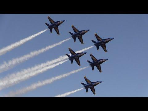 Blue Angels .. Oregon Airshow 2015