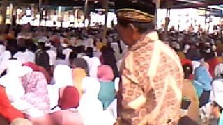 Suasana Jama'ah Idul Khotmi 223