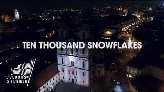 Colours of Bubbles | Ten Thousand Snowflakes (with St. Christopher Chamber Orchestra)