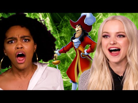 "Thumbnail: ""Descendants 2"" Stars Find Out Which Disney Villain They Are"
