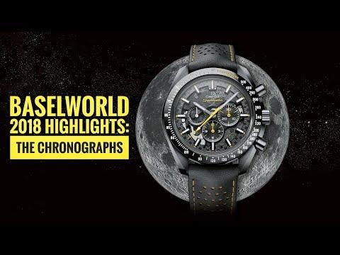 Baselworld 2018 Highlights: The Chronographs