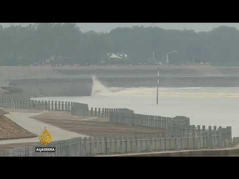 China Tidal Bore