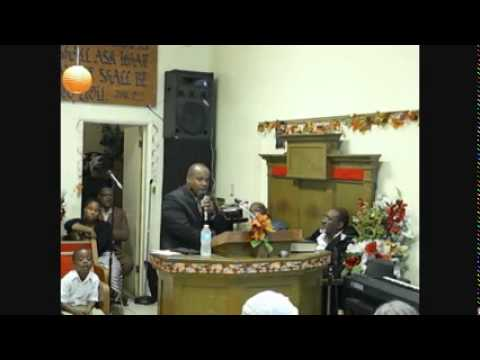 Pastor Michael Barrett Jr - Sermon date 01/15/14