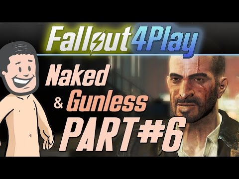 Fallout 4 Naked & Gunless - #6 Eating Kelloggs for Breakfast