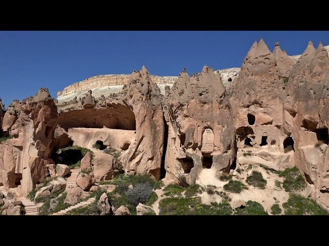 Cappadocia, Turkey meets The Moon-Extended Mix