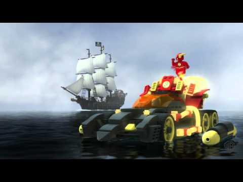 Batman At Sea - LEGO DC Comics Super Heroes - Justice League Cosmic Clash