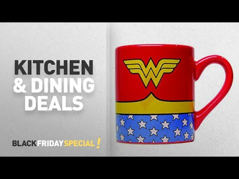 Black Friday Kitchen & Dining By Dc Comics // Amazon Black Friday Countdown