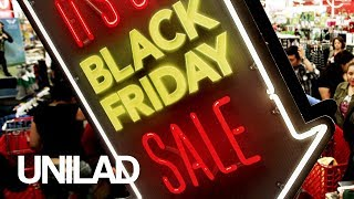 Black Friday Brings Out The Worst In Everyone | UNILAD Sketches